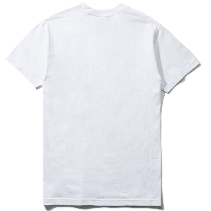 The Hundreds Camo Bar T-Shirt White