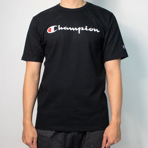 Champion Life® Heritage Big C Long Sleeve Black