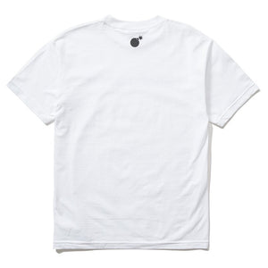 The Hundreds Forever Bar Logo T-Shirt White