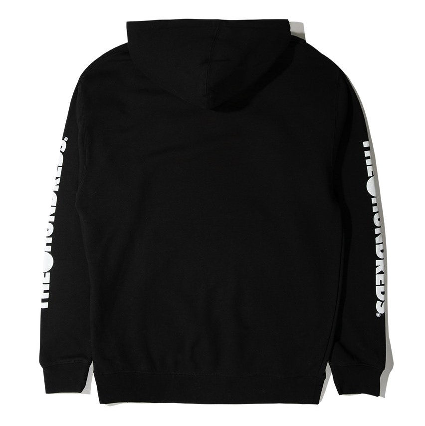 The Hundreds Forever Solid Bomb Crest Pullover Hoodie Black