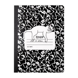 RipNDip Stay In Sk3wl Composition Notebook