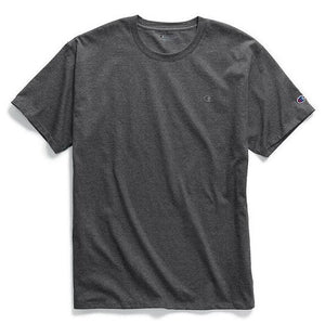 Champion Classic Jersey Tee Granite Heather