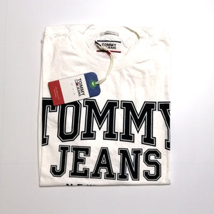 Tommy Hilfiger Jeans Essentials T Shirt White