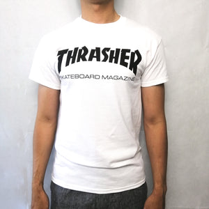 Thrasher Roses T-Shirt Black