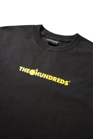 The Hundreds Love Hate T-Shirt Black