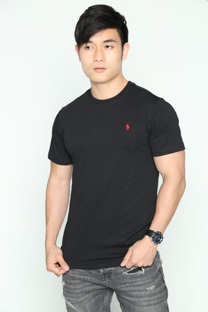 Polo Ralph Lauren T-Shirt Custom Fit Sea Wave