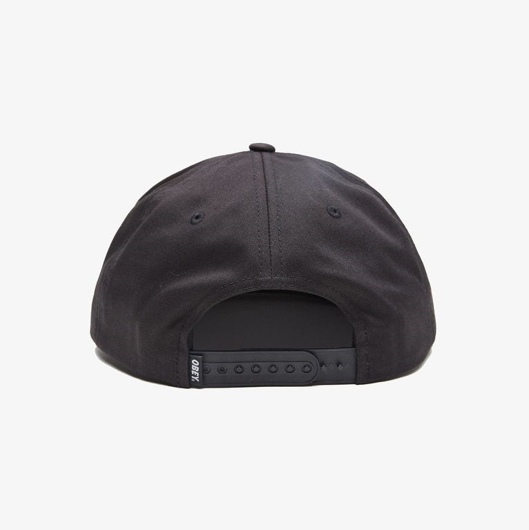 Obey Maxin' Snapback Black