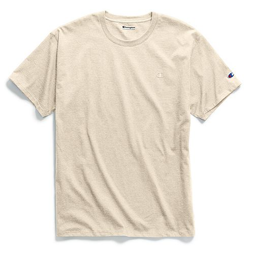 fe91a273a Champion Classic Jersey Tee Oatmeal Heather - Style Up