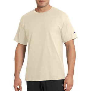 Champion Classic Jersey Tee Oatmeal Heather