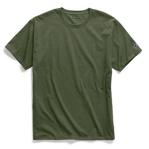 Champion Classic Jersey Tee Cargo Olive