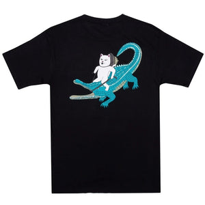 RipNDip Ranger Nerm Pocket T-Shirt Black