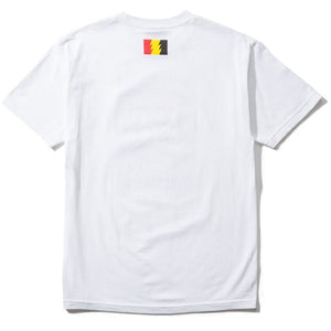 The Hundreds Fight Back T-Shirt White
