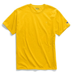 Champion Classic Jersey Tee Team Gold