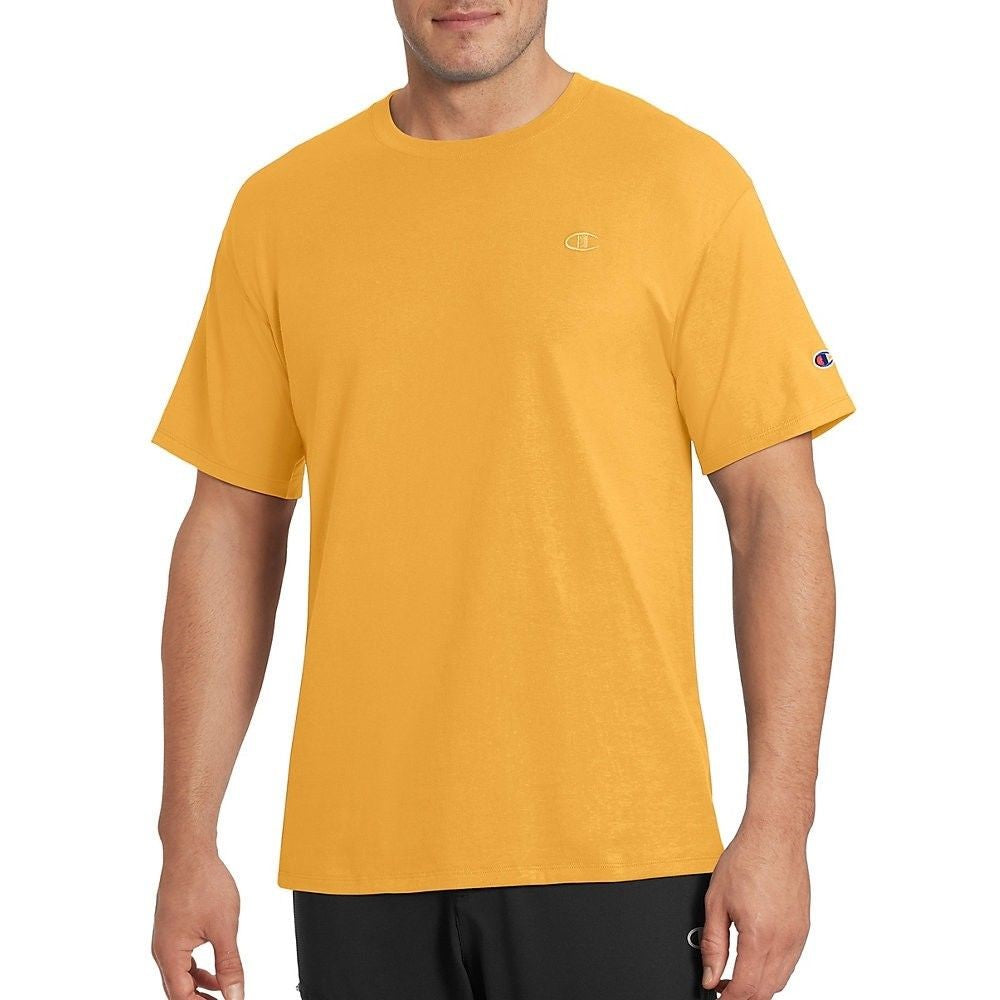 3e302e18 Champion Classic Jersey Tee Team Gold - Style Up