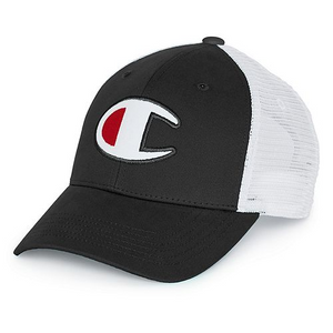 Champion Big C Twill Mesh Dad Cap