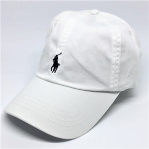 Polo Ralph Lauren Baseball Cap White
