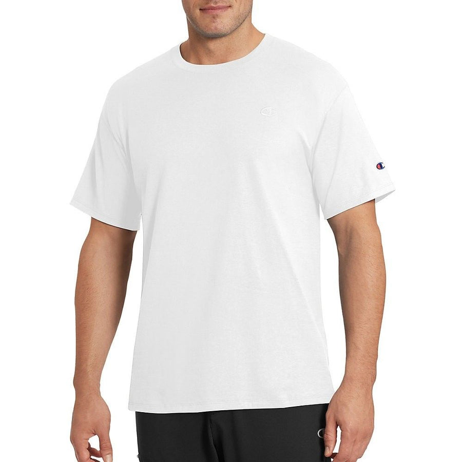 Champion Classic Jersey Tee White