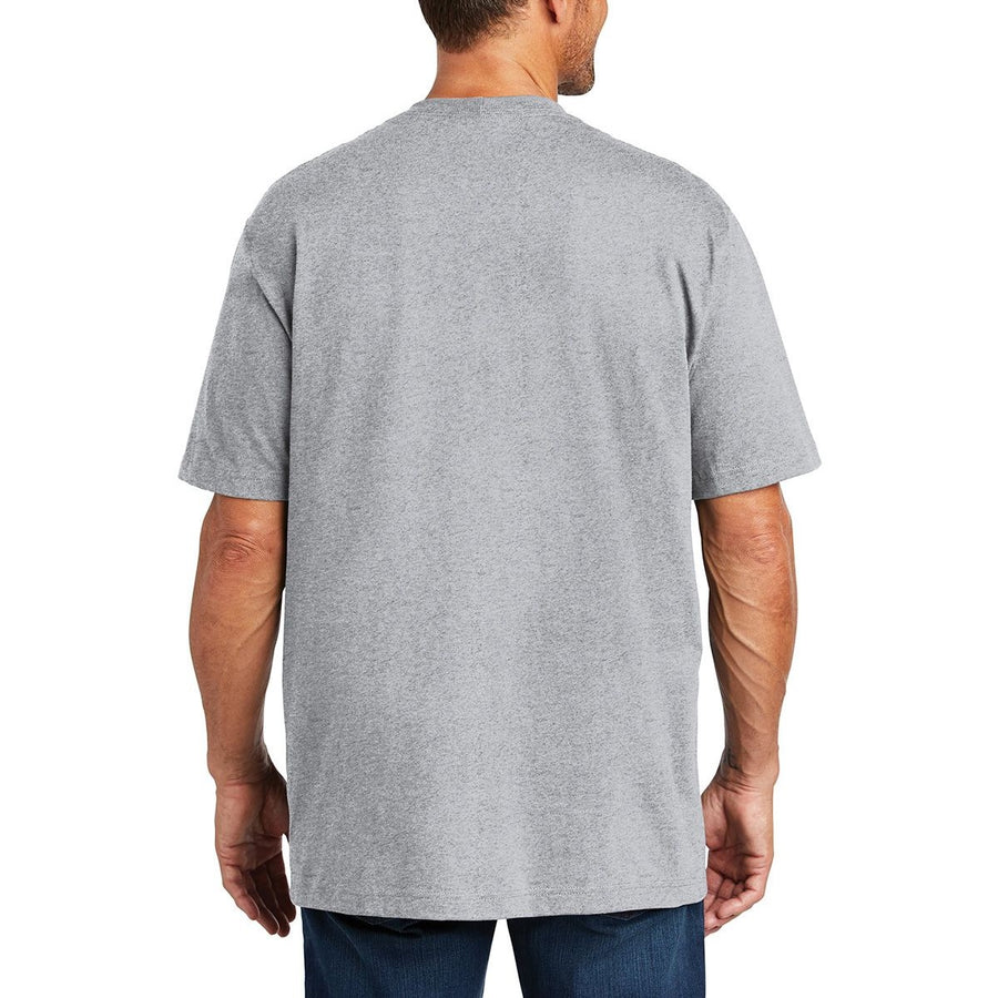 Carhartt Workwear Pocket T-Shirt Heather Grey