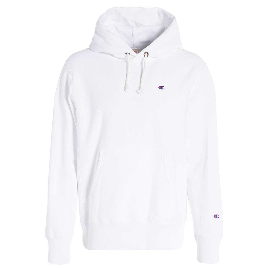 Champion LIFE Heavyweight Pullover Hoodie White