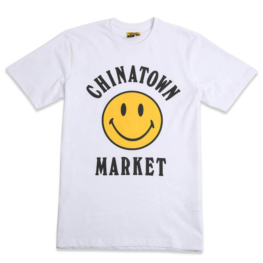 Chinatown Market Smiley Face Logo Tee