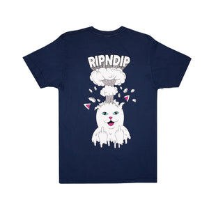 RipNDip Mindblown T-Shirt Navy