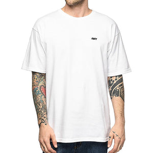 Obey Jumble Lo-Fi T-Shirt White