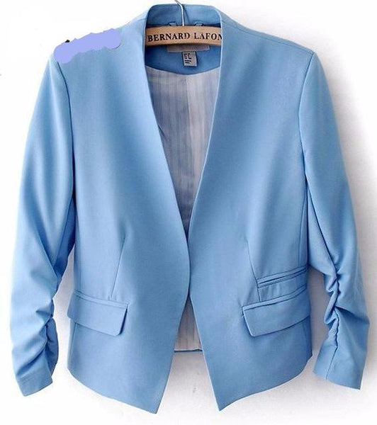Short Design Suit Coat