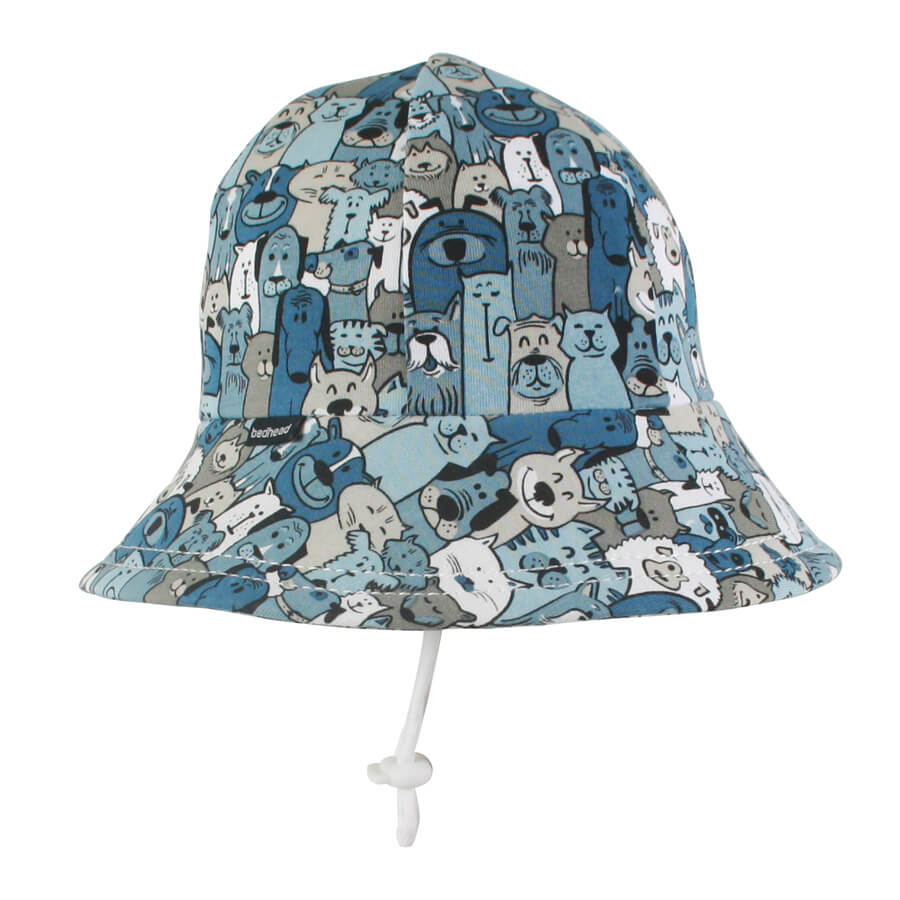 5f78b5a7345 Cats   Dogs Bucket Hat