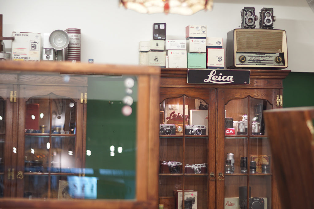 Back Counter Leica