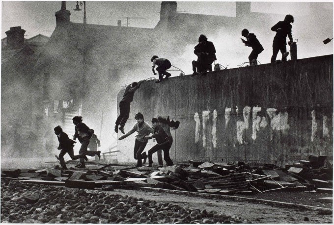 West Yorkshire Cameras Don McCullin