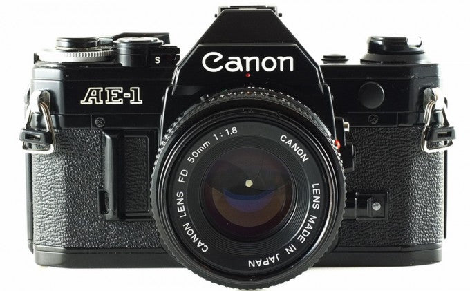 West Yorkshire Cameras Canon AE-1 Review