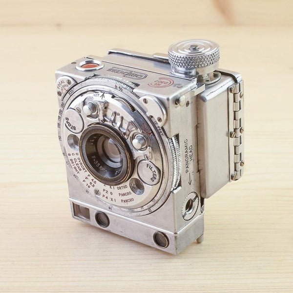 Jaeger LeCoultre Compass Camera