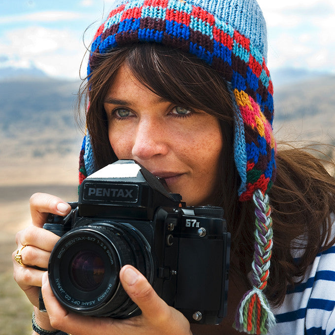 West Yorkshire Cameras Celebrity Photographers Helena Christensen