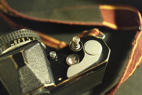 Nikkormat DOF Preview - Ray Goodwin