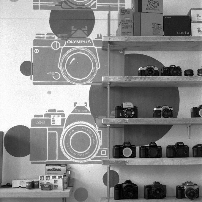 West Yorkshire Cameras Shop Launch