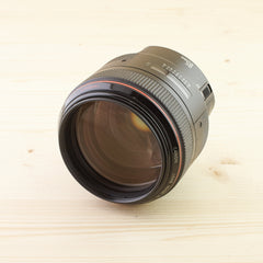 Canon EF 85mm f/1.2 L Exc+ - West Yorkshire Cameras