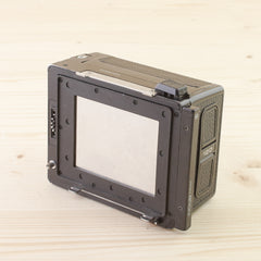 Bronica ETR 120 Back Exc+