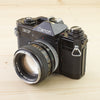 Canon EF w/ 50mm f/1.4 Exc - West Yorkshire Cameras
