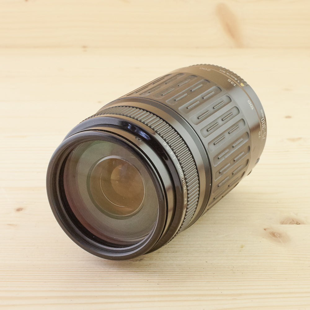 Canon EF 75-300mm f/4-5.6 I Exc