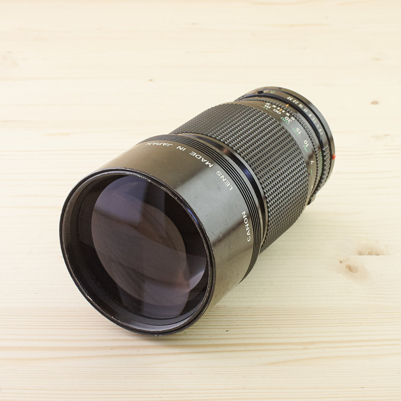 Canon FD 200mm f/2.8 Avg - West Yorkshire Cameras