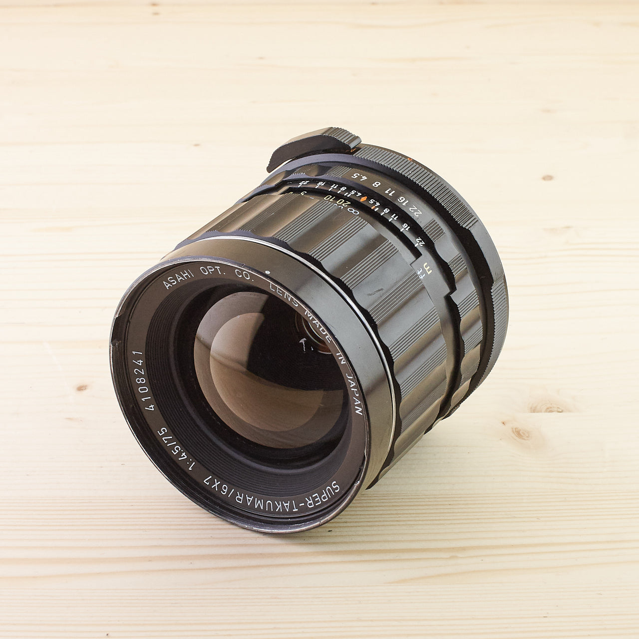 Pentax 67 75mm f/4.5 Avg - West Yorkshire Cameras