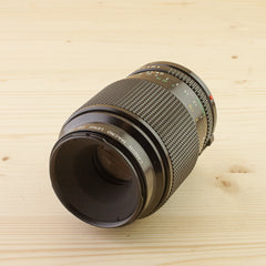 Canon FD 100mm f/4 Macro w/ Extension Tube Exc+ Boxed