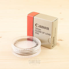 Canon FD: Accessories