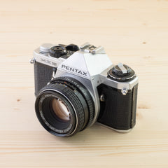 Pentax ME Super w/ 50mm f/2 Exc
