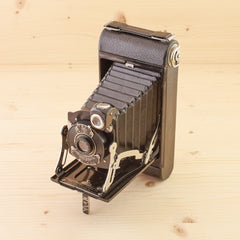 Kodak No.1 Folding Pocket Kodak Exc in Case