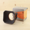 Linhof Hood and Filter Holder w/ 70mm Clamp Exc Boxed