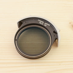 Canon PLC-52 Drop-in Polarising filter Exc+