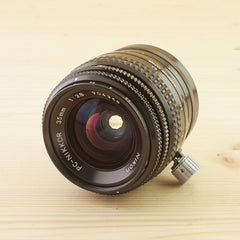 Nikon Non-Ai 35mm f/2.8 PC-Nikkor Shift Exc