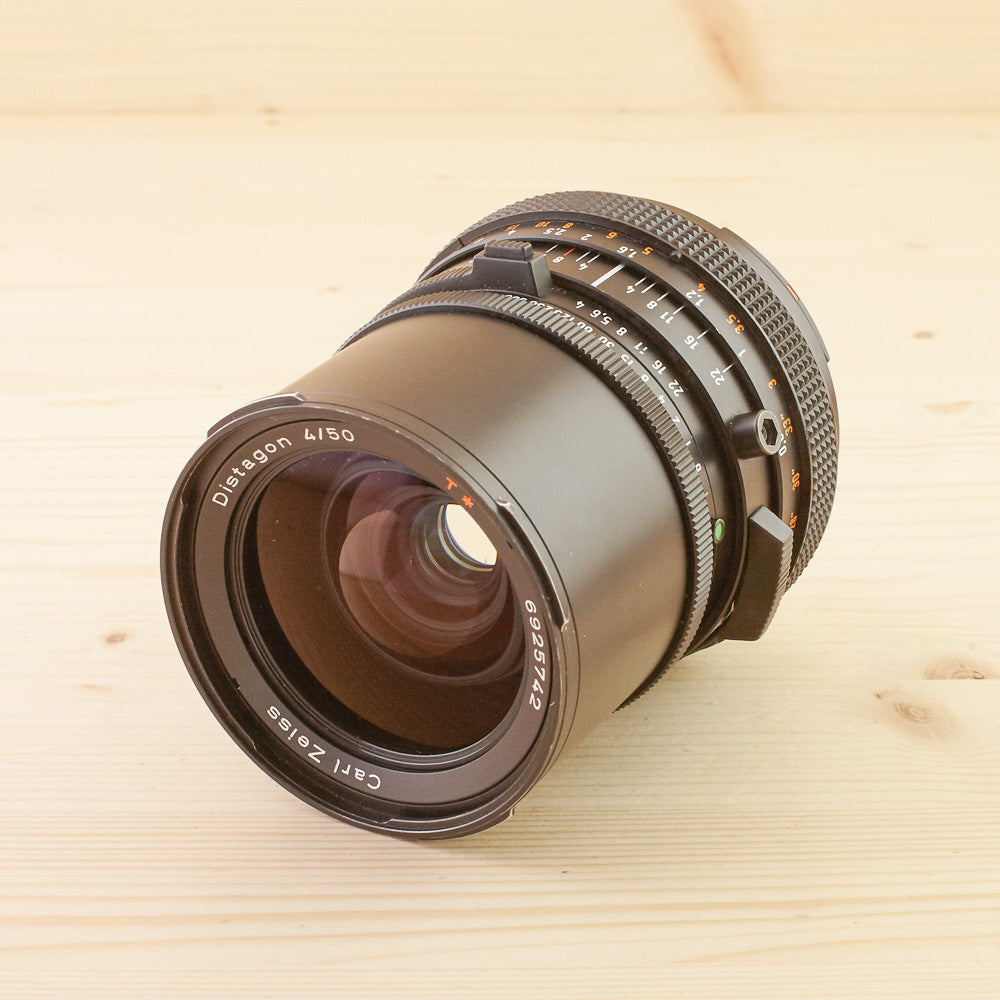 Hasselblad 50mm f/4 Distagon CF Exc