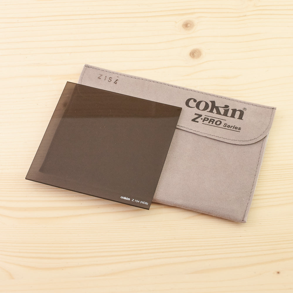 Cokin Z-Pro 100mm ND8 Filter Exc+
